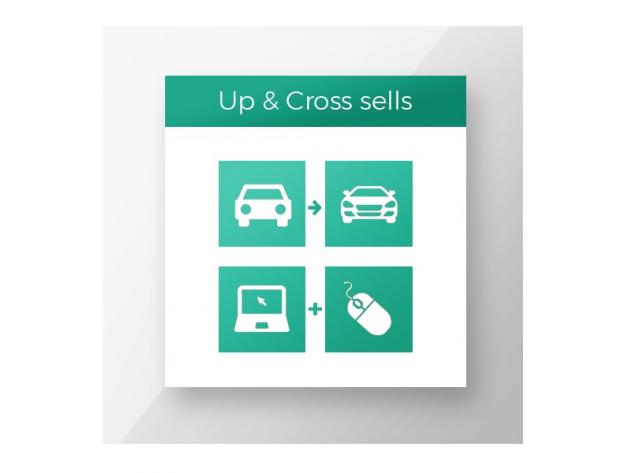 "CS-Cart Модуль ""Up-sells И Cross-sells"""