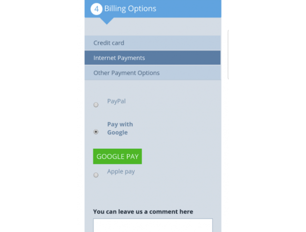 Метод оплаты Braintree для CS-Cart