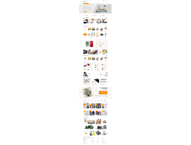 "CS-Cart Тема ""КупиShop"""